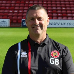 """FA Youth Cup   Biggs - """"The Game Management Wasn't Good Enough"""""""