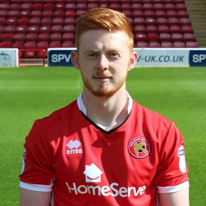 Flanagan Hopes to Keep His Place in Walsall's Starting Line-Up