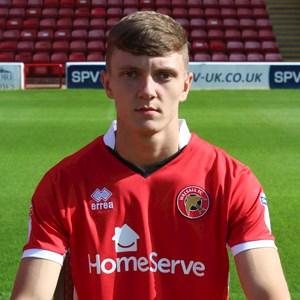 Mitchel Candlin: Striker Named on England U18s Standby List