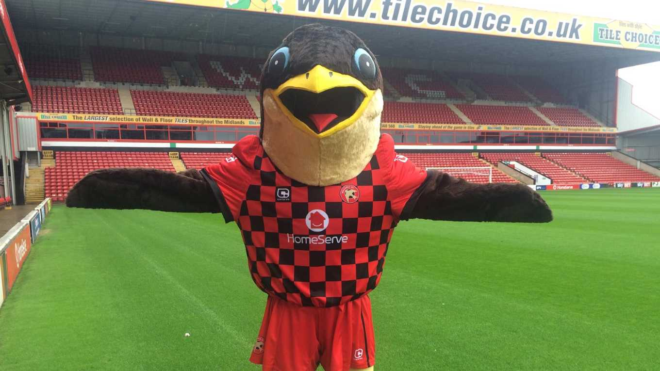 Join the Club | Walsall FC Seeking New Recruit to Play Swifty