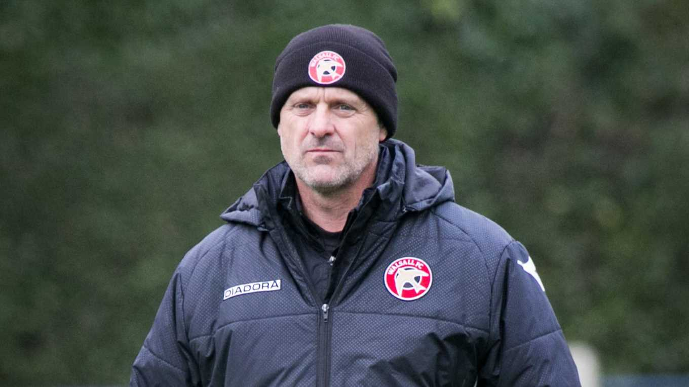 Graham Biggs Pleased as Walsall Under-18s Defeat Lichfield City