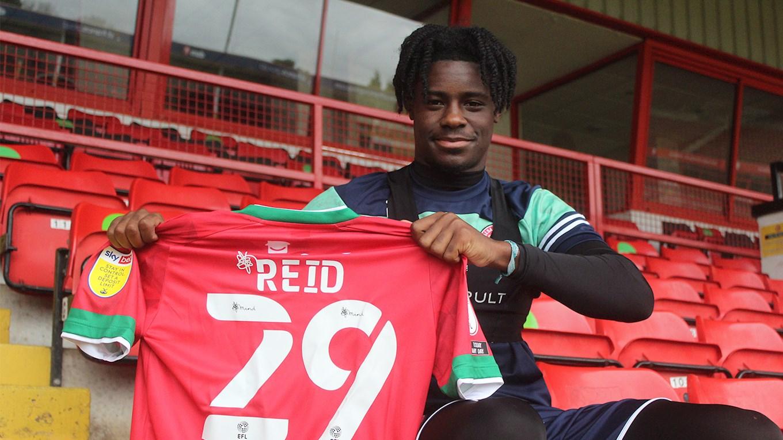 Jayden Reid has returned to his parent club.