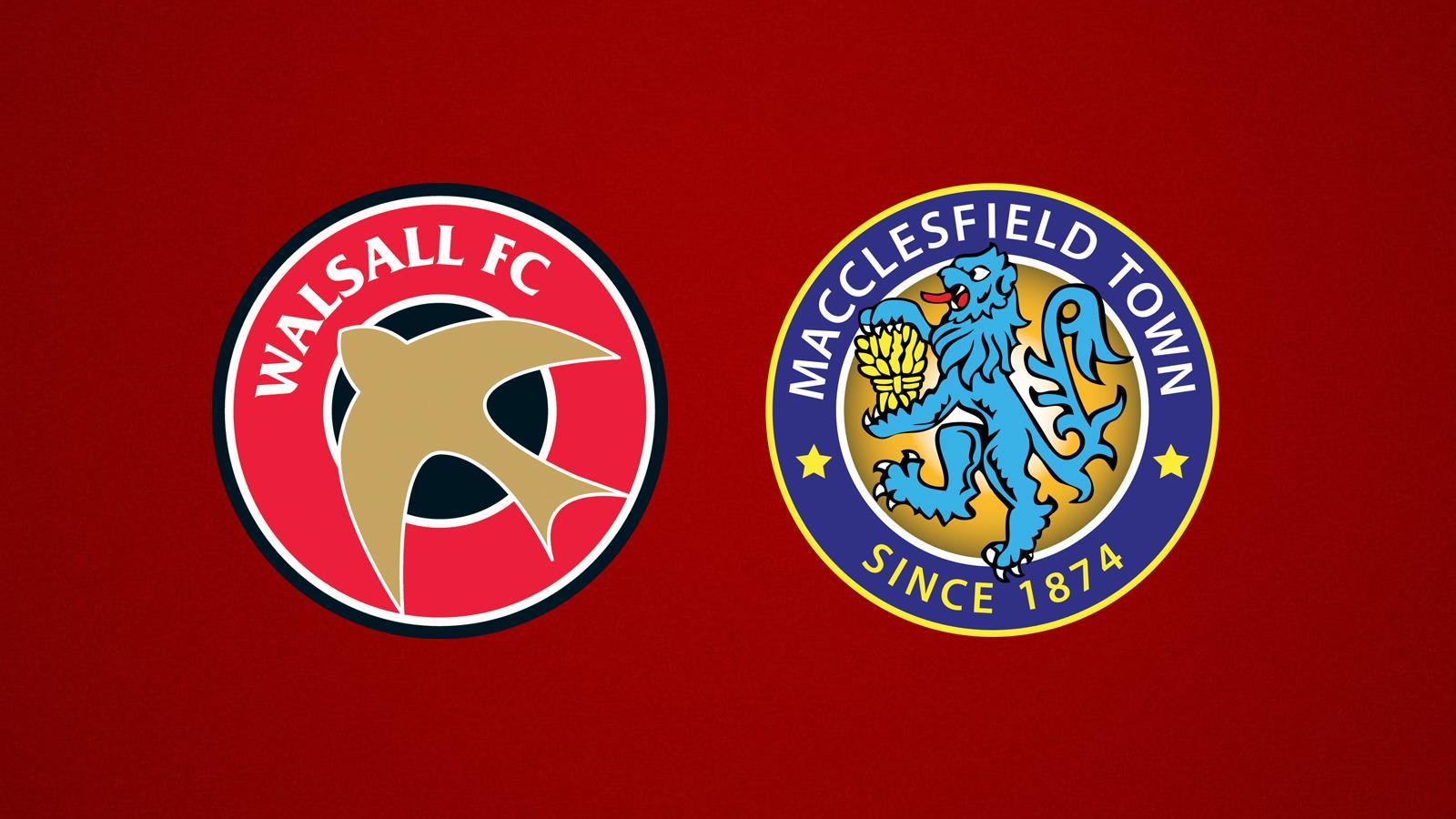 Poll: Walsall v Macclesfield Town