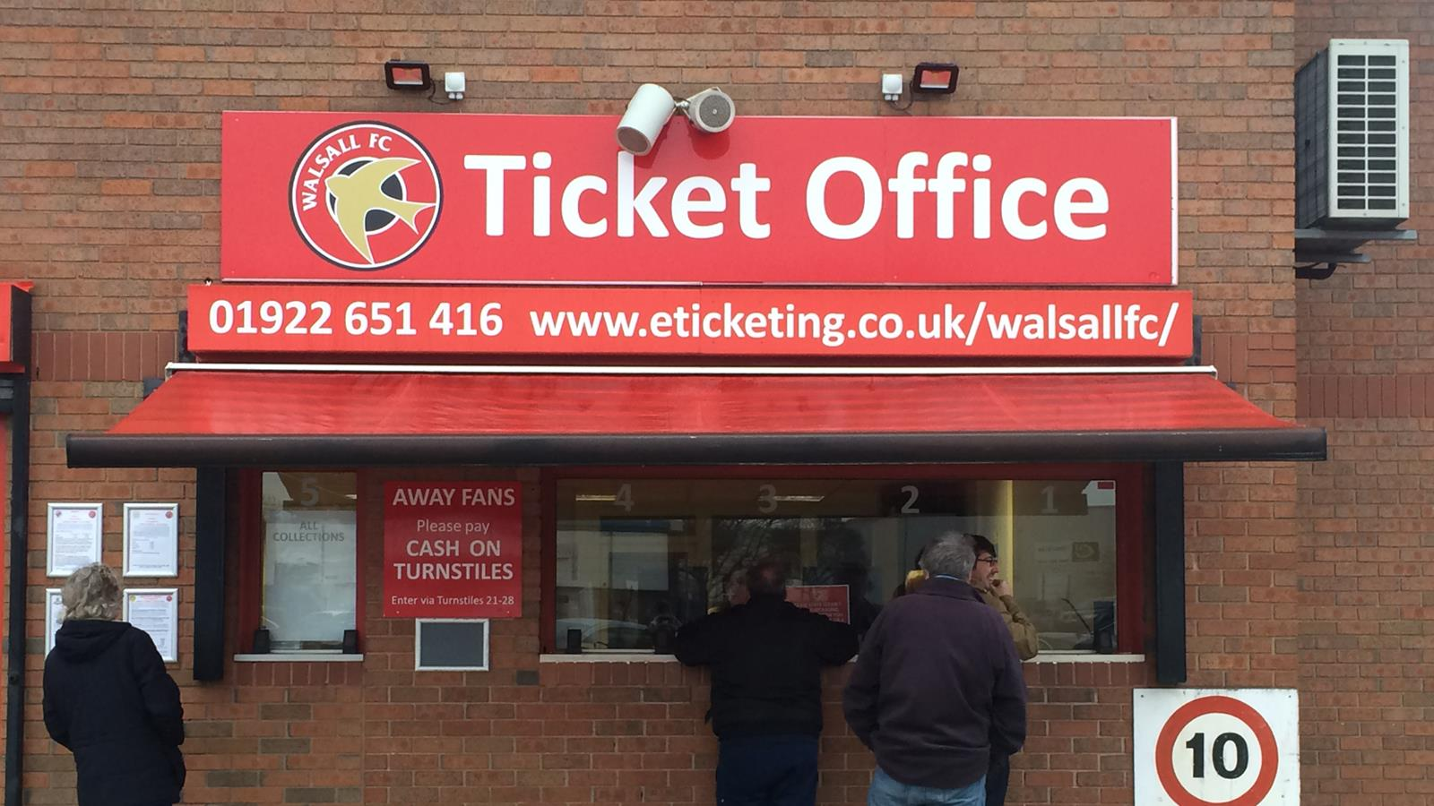 Doncaster Rovers (A): Initial Ticket Allocation Sold Out