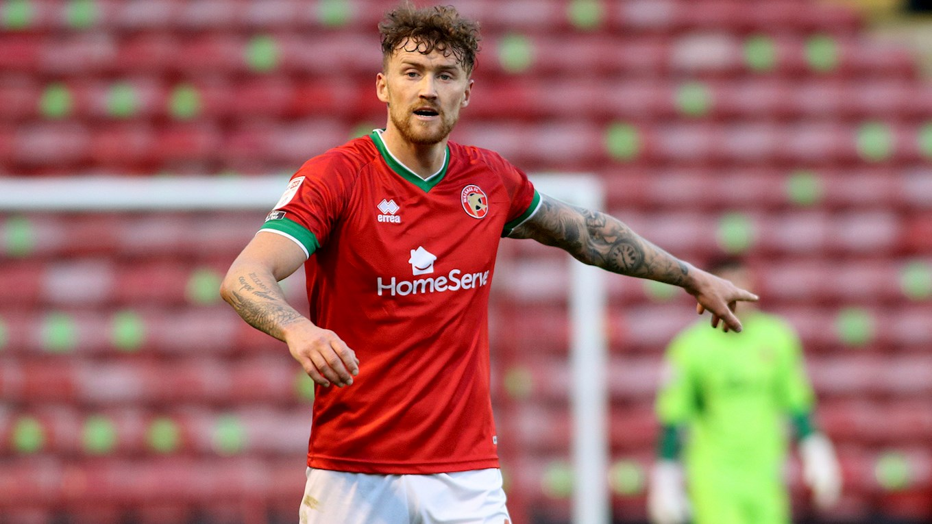 Dan Scarr linked with Plymouth Argyle.