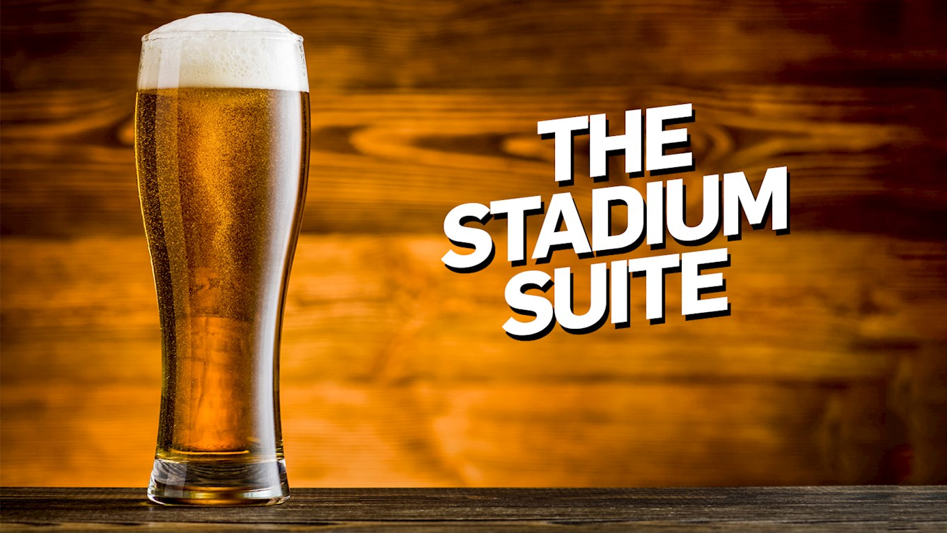 The Stadium Suite: Craig Shakespeare is Today's Special Guest