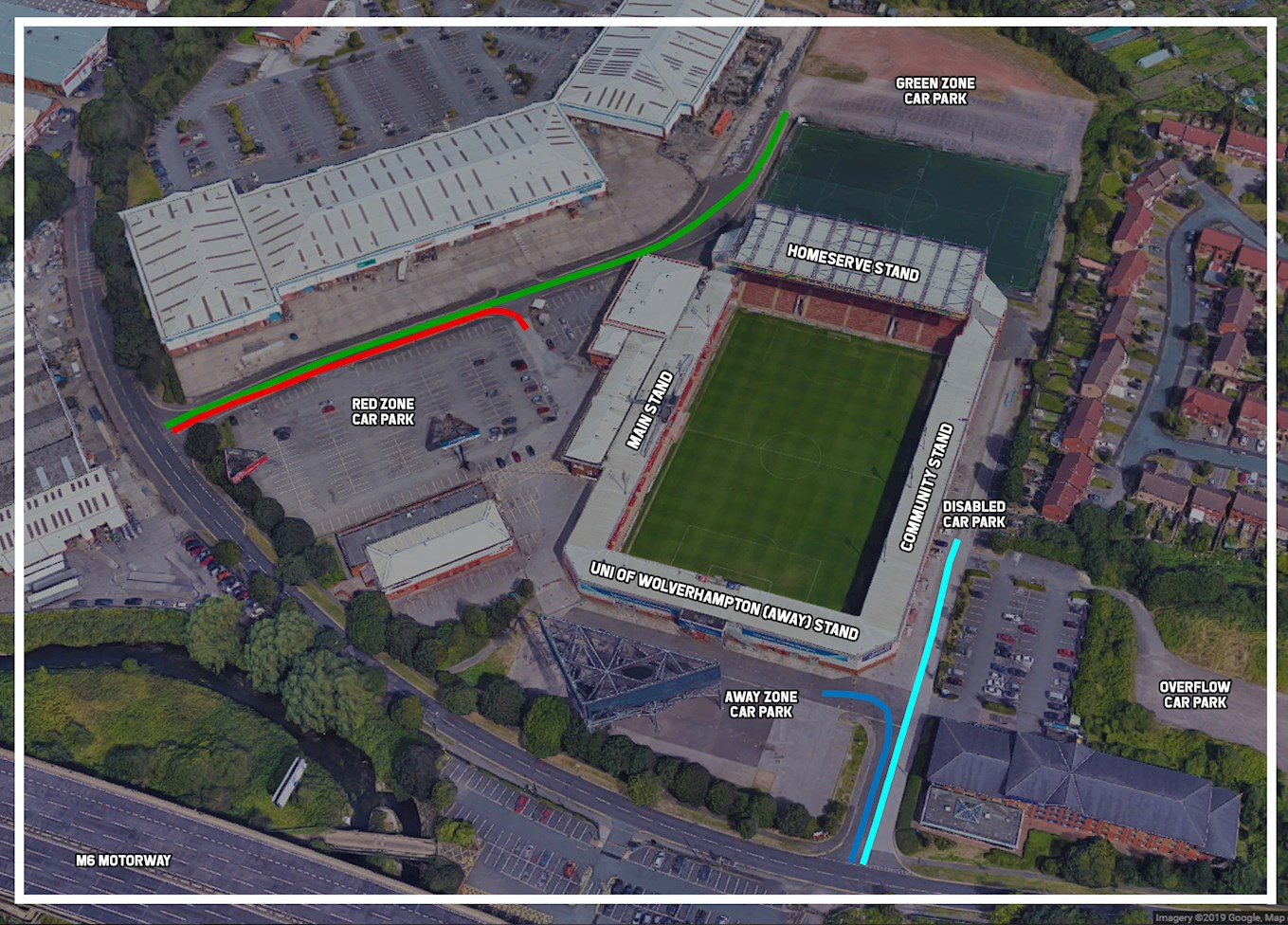 Exhibition Stand Design Walsall : First time visitors walsall fc