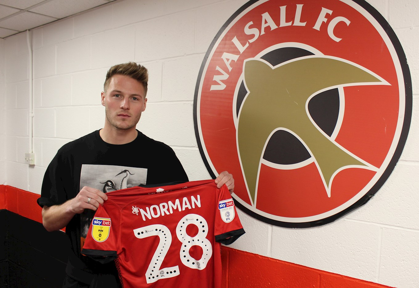 "Cameron Norman: ""I'm Absolutely Buzzing"""