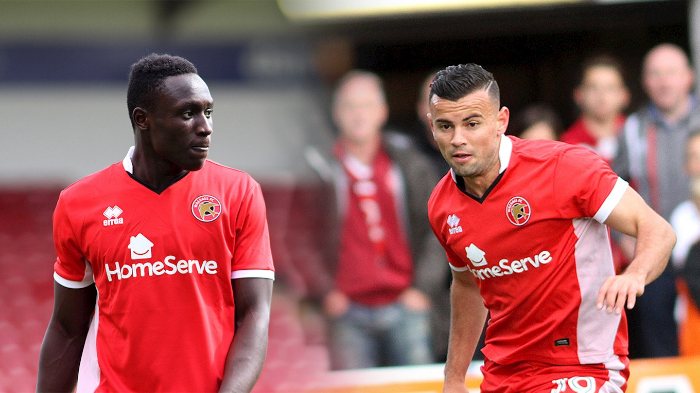 Agyei And Ismail Recalled News Walsall Fc