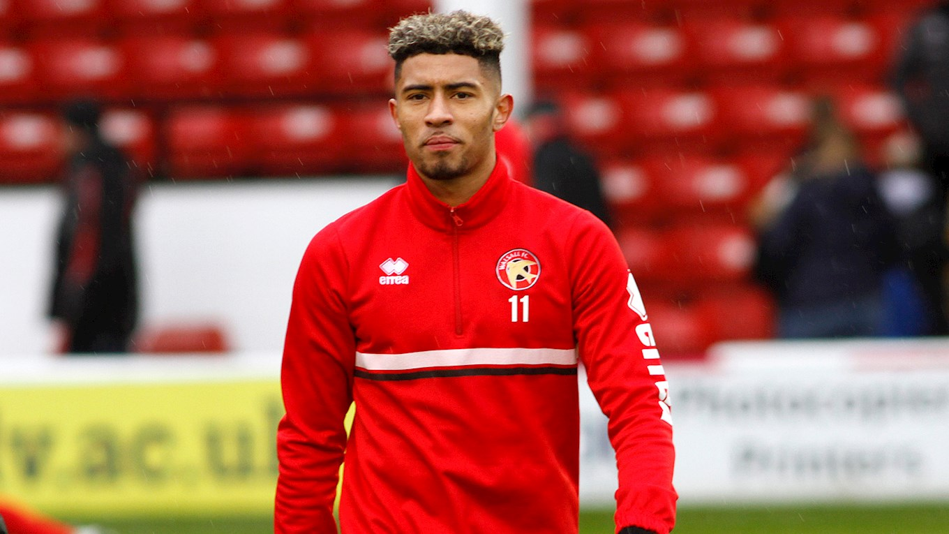 Walsall to Sign Immediate Replacement as Josh Ginnelly Prepares to Move