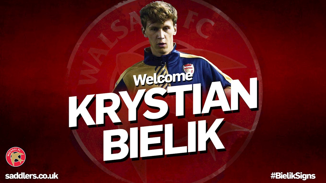 Whitney Welcomes Arsenal Defender Krystian Bielik to the Club