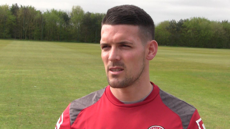 BMark Bradley leaves the club.