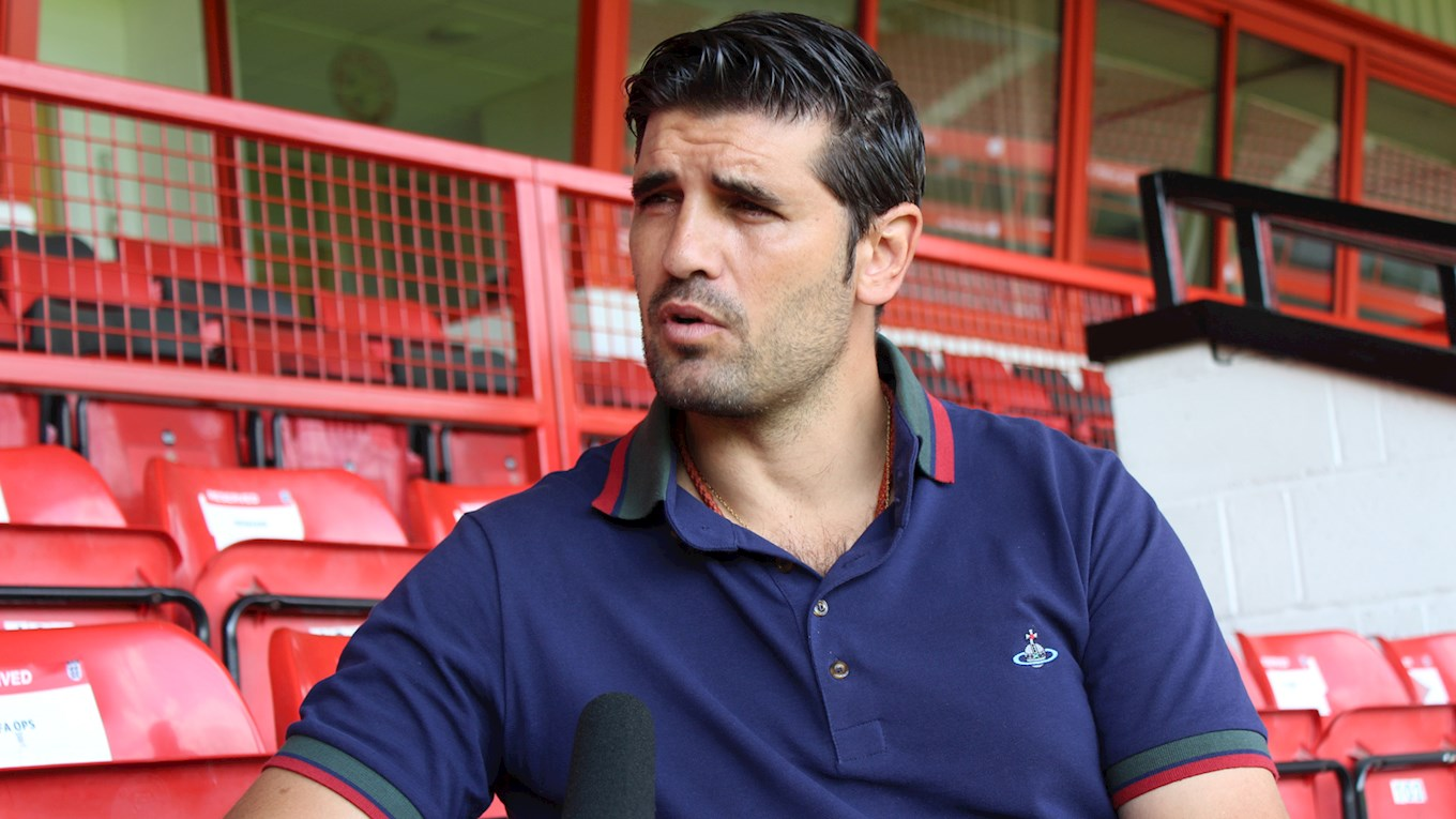 Miguel Llera Keen to Use His Wealth of Experience to Produce the Stars of the Future