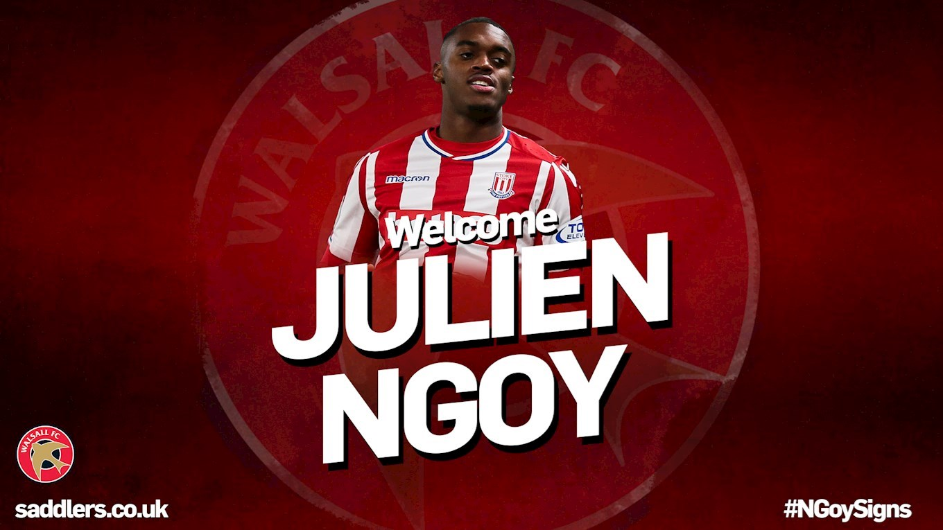 Julien Ngoy: Clearance Received - Squad Number Confirmed