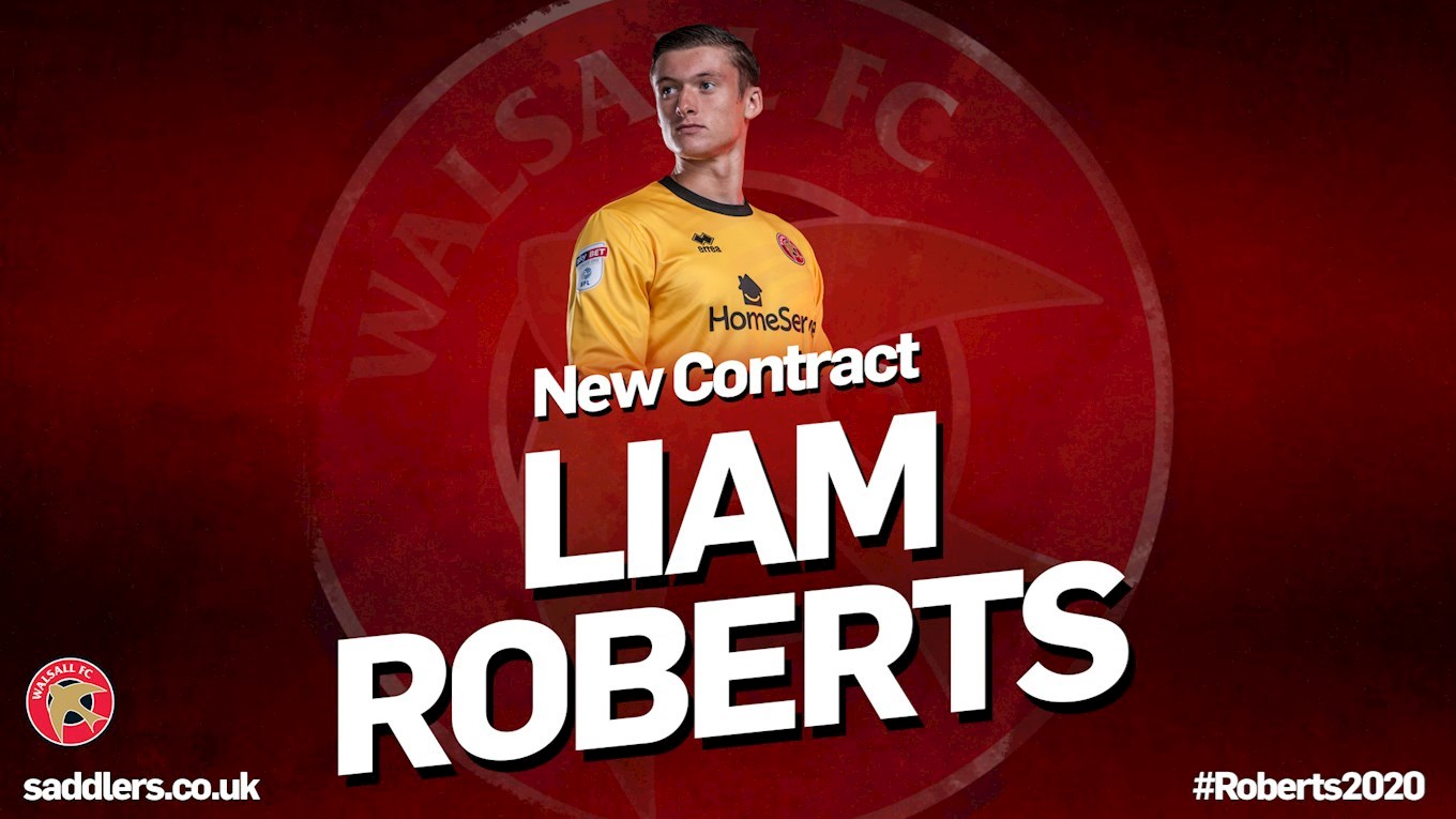 """""""It's Unbelievable"""" - Liam Roberts Delighted to Extend His Saddlers Stay"""