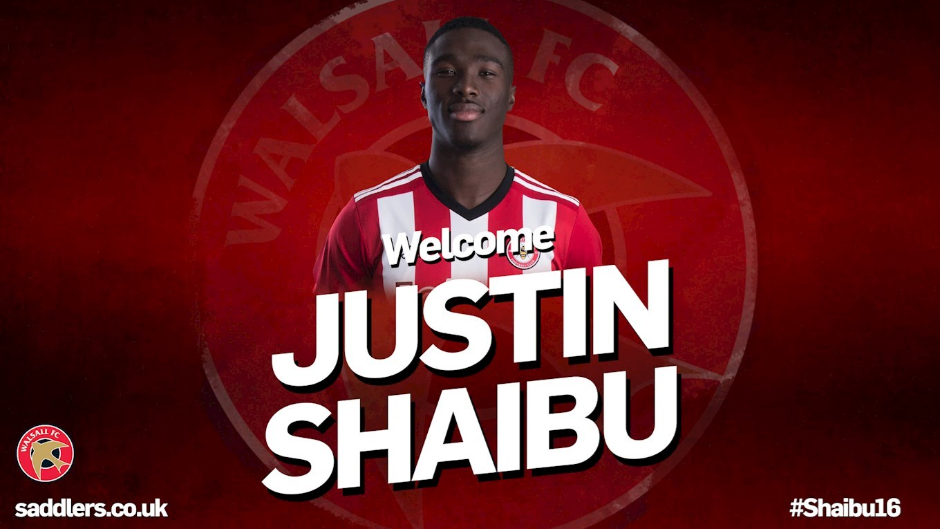 Brentford Striker Justin Shaibu Joins on Loan