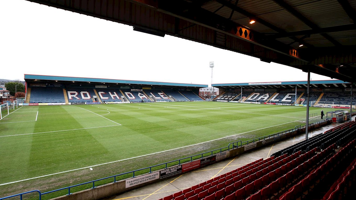 Rochdale (A): pay on the gate - News - Walsall FC