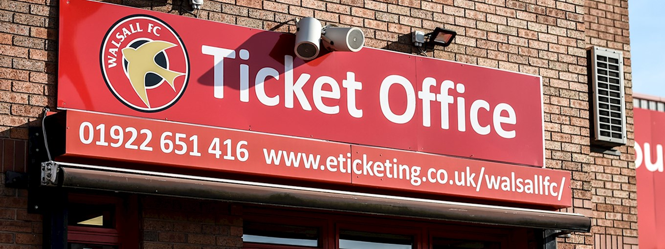 Early Bird Season Tickets Available For Collection This Evening