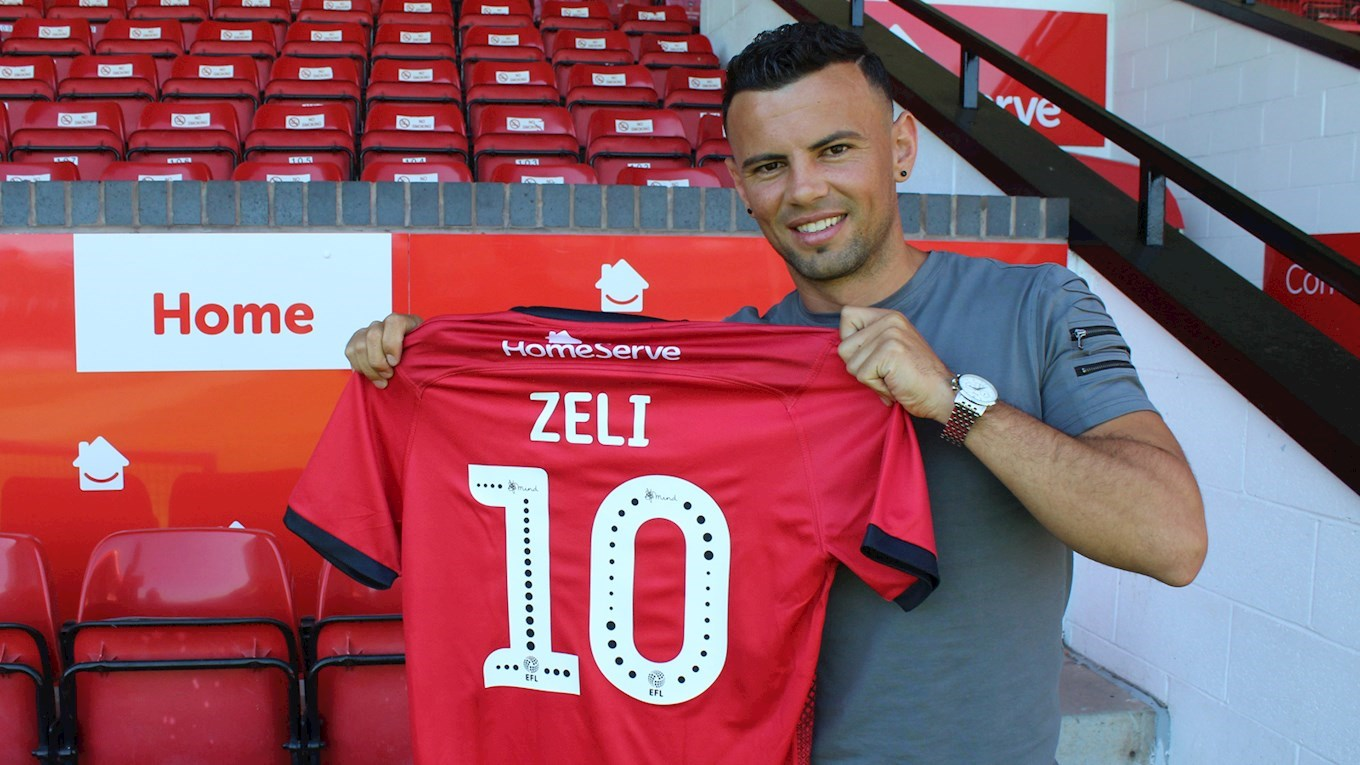 "Zeli Ismail: ""I'm Buzzing to Be Back"""